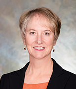 Mayor Barbara Desjardins, Lead Co-Chair